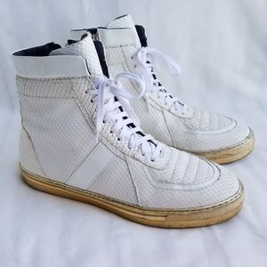 Kenneth Cole Collection high top Sneaker